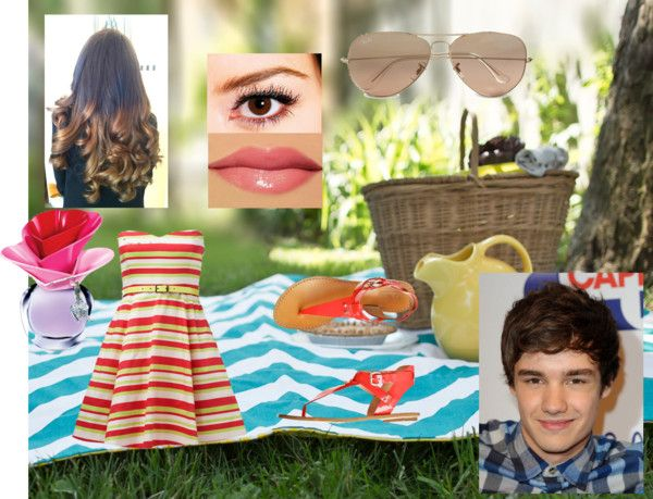 """""""picnic with liam3"""" by alittlethingcalledlove ❤ liked on Polyvore"""