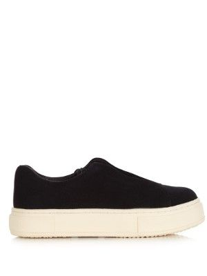 Doja slip-on suede trainers Eytys Free Shipping Wide Range Of Outlet Latest Collections Clearance Shop For Clearance Sneakernews Supply NL1i2JP42