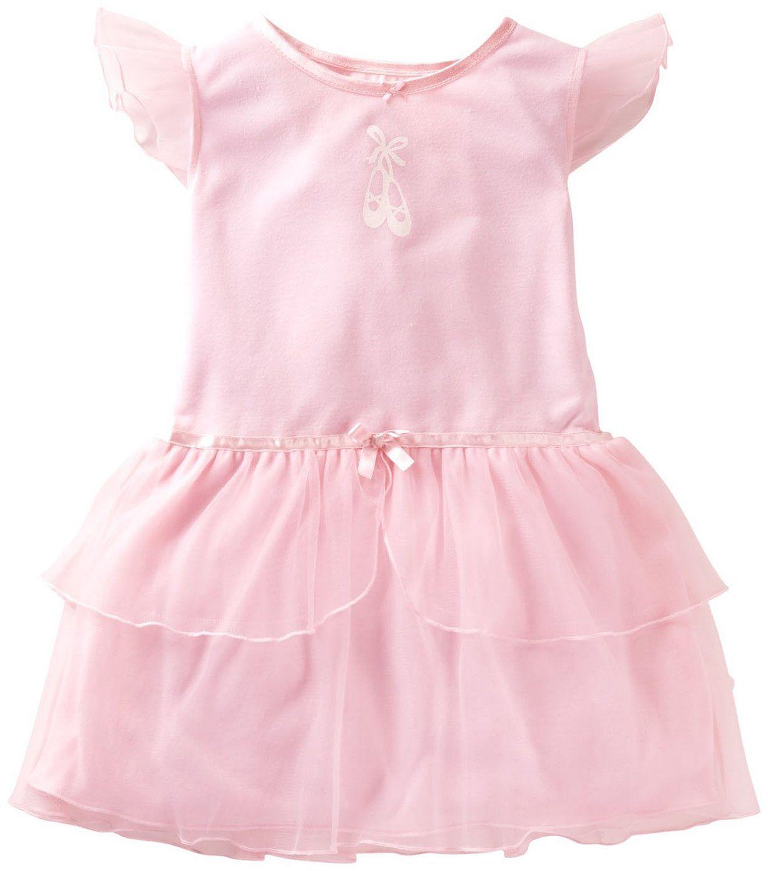 vestido con olanes rosa | vestidos niña | Pinterest | Vestidos niña ...