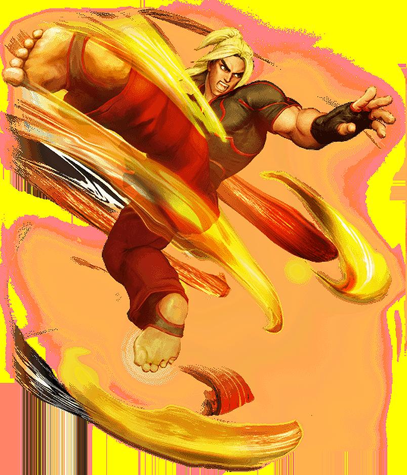Street Fighter 5 Ken Street Fighter Street Fighter 5 Ken Masters