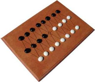 Awithlaknannal Ancient Board Game From New Mexico Derivated From