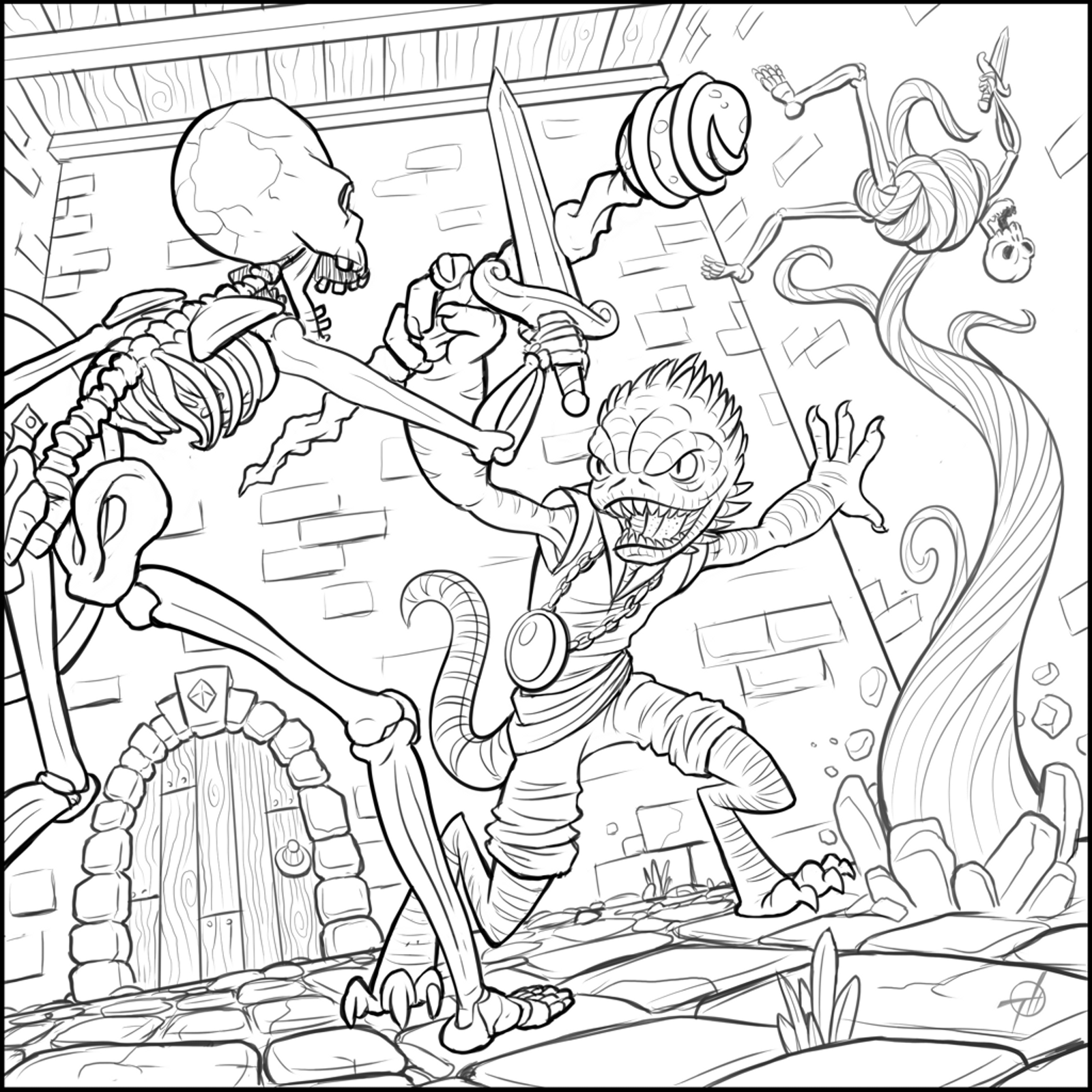 Patreon Coloring Books Coloring Pages Fan Art