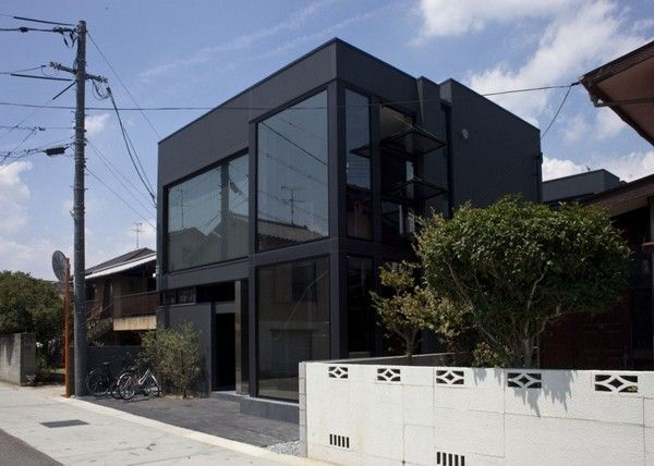 find this pin and more on outside houses freshome modern japanese architecture - Modern Japan House