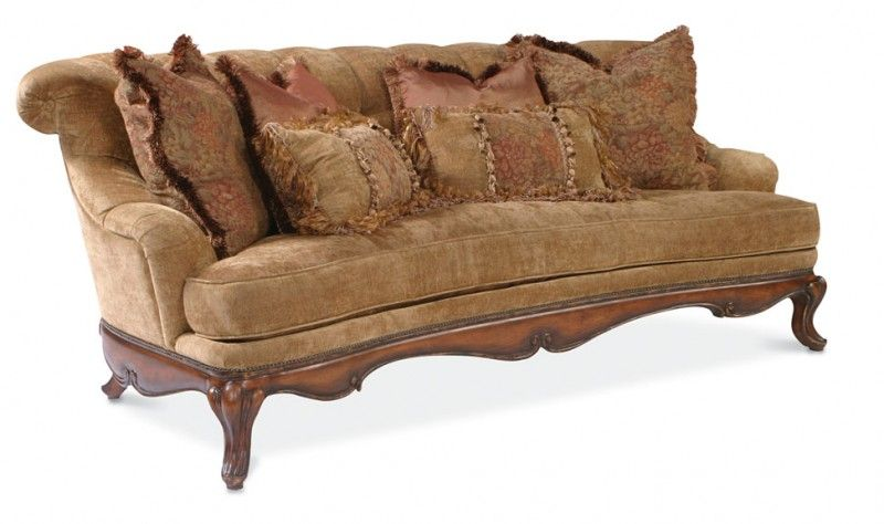 bazille sofa compositions schnadig delightfully curvaceous www rh pinterest com