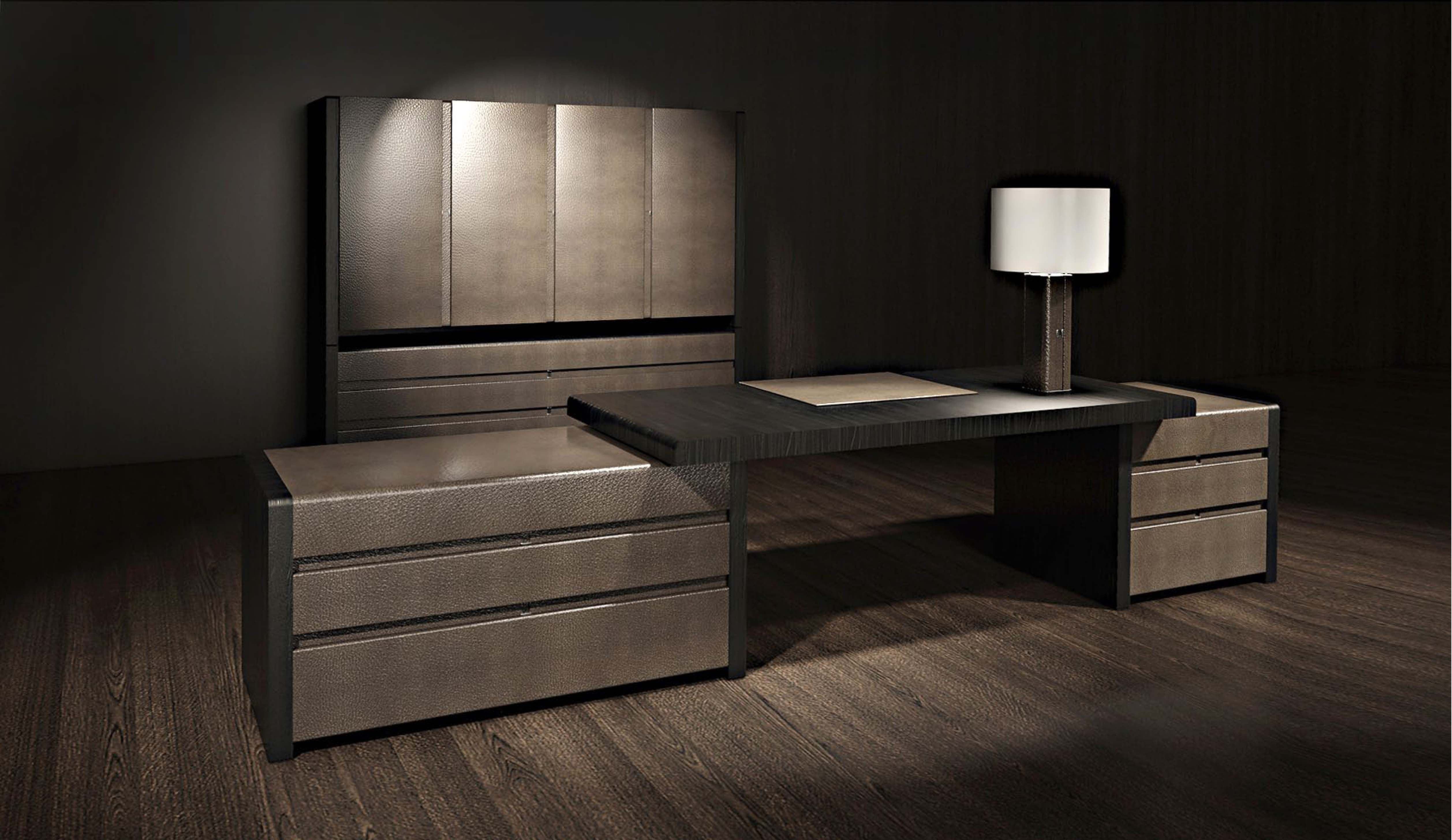This Is Our Beautiful Executive Desk From Our Master Collection