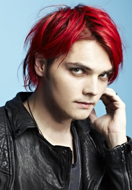 Photo - Google Photos | Gerard way red hair, My chemical ...