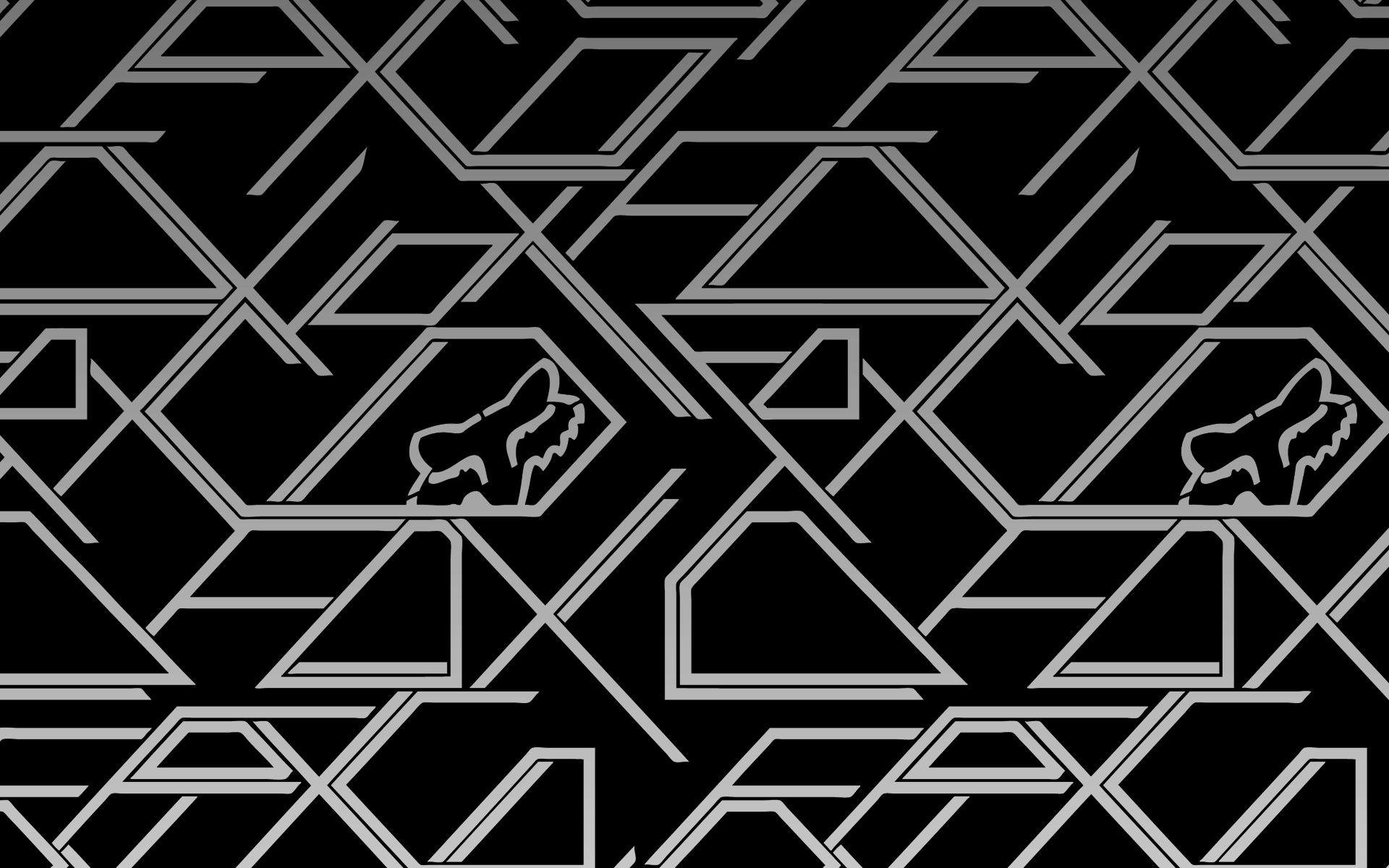 Fox Racing Wallpaper Desktop Fox racing logo, Fox racing