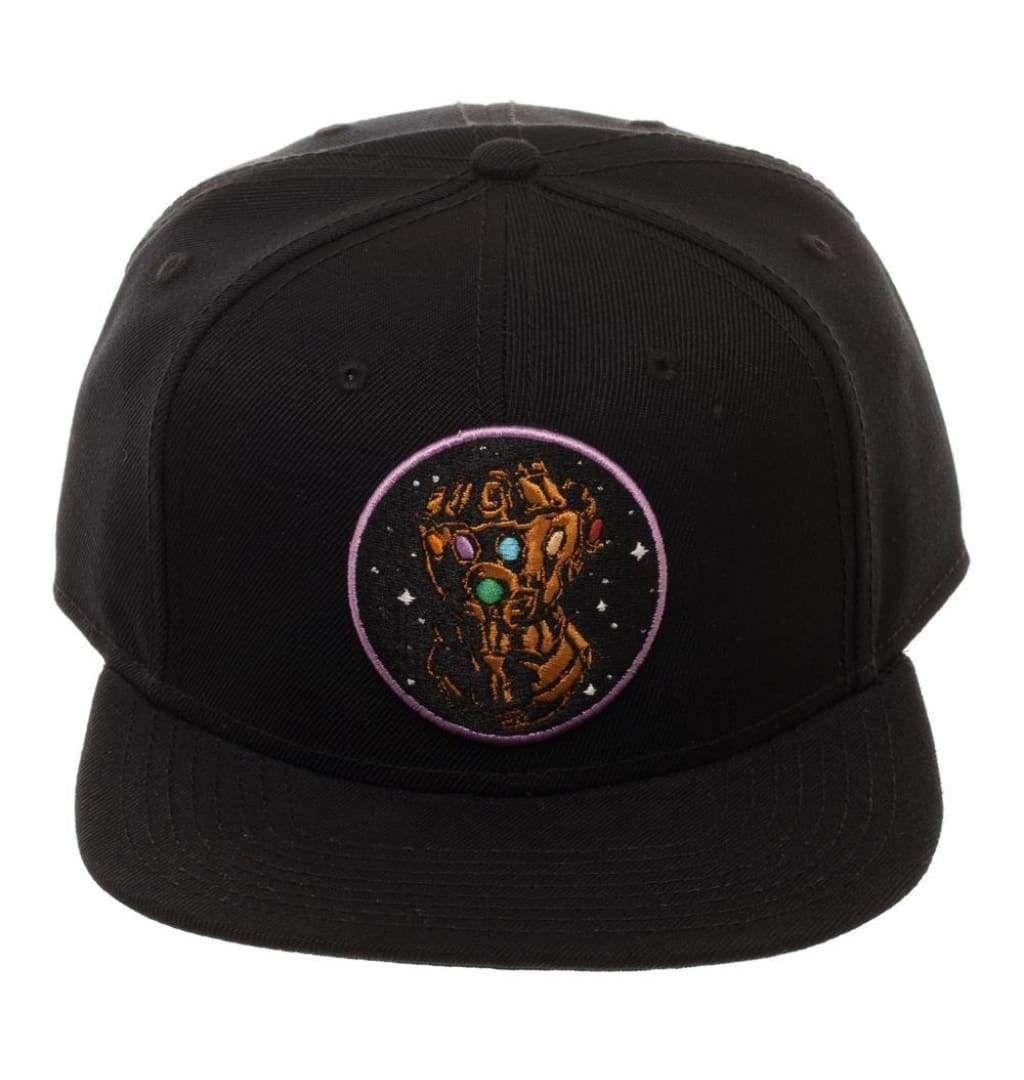 official MARVEL COMICS Avengers Infinity War Thanos  Baseball Cap Snapback Hat