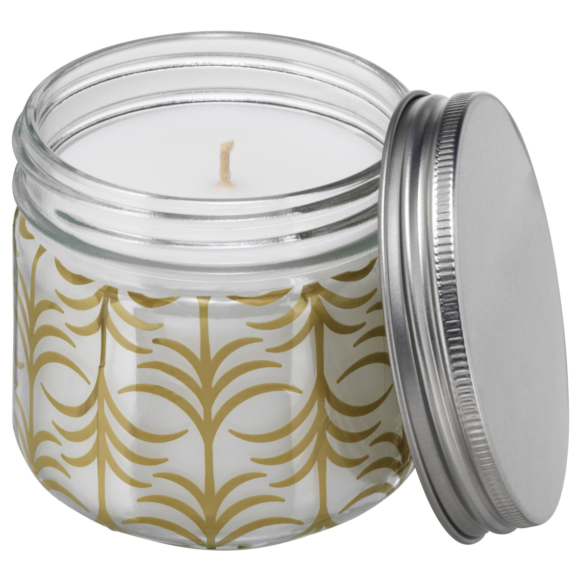 Ikea Kerzen Im Glas förlika duftkerze im glas goldfarben jetzt bestellen unter https