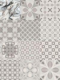 Carrelage imitation ciment cube 20x20 cm tassel perla for Carrelage gres cerame 20x20