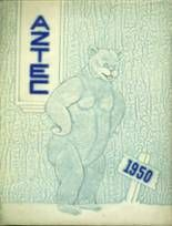 Bowie High School Class of 1950 Yearbook