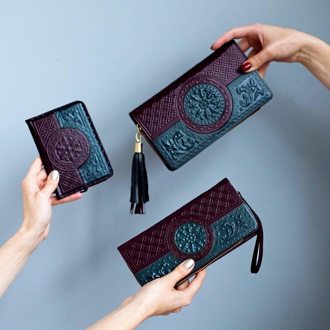 Качественное портмоне Makey из натуральной кожи - это не просто аксессуар  для хранения денег, но 422a54fb5c3