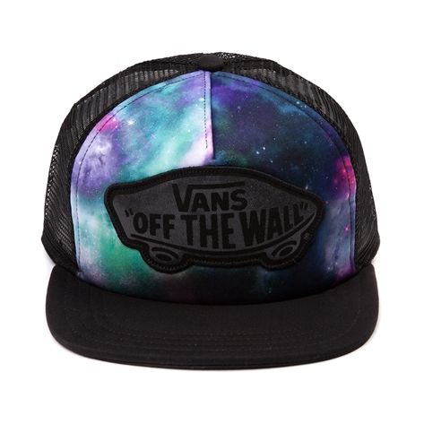 3b1e8a7228 Shop for Vans Classic Patch Galaxy Trucker Hat in Multi at Journeys Shoes.  Shop today for the hottest brands in mens shoes and womens shoes at Journeys .com.
