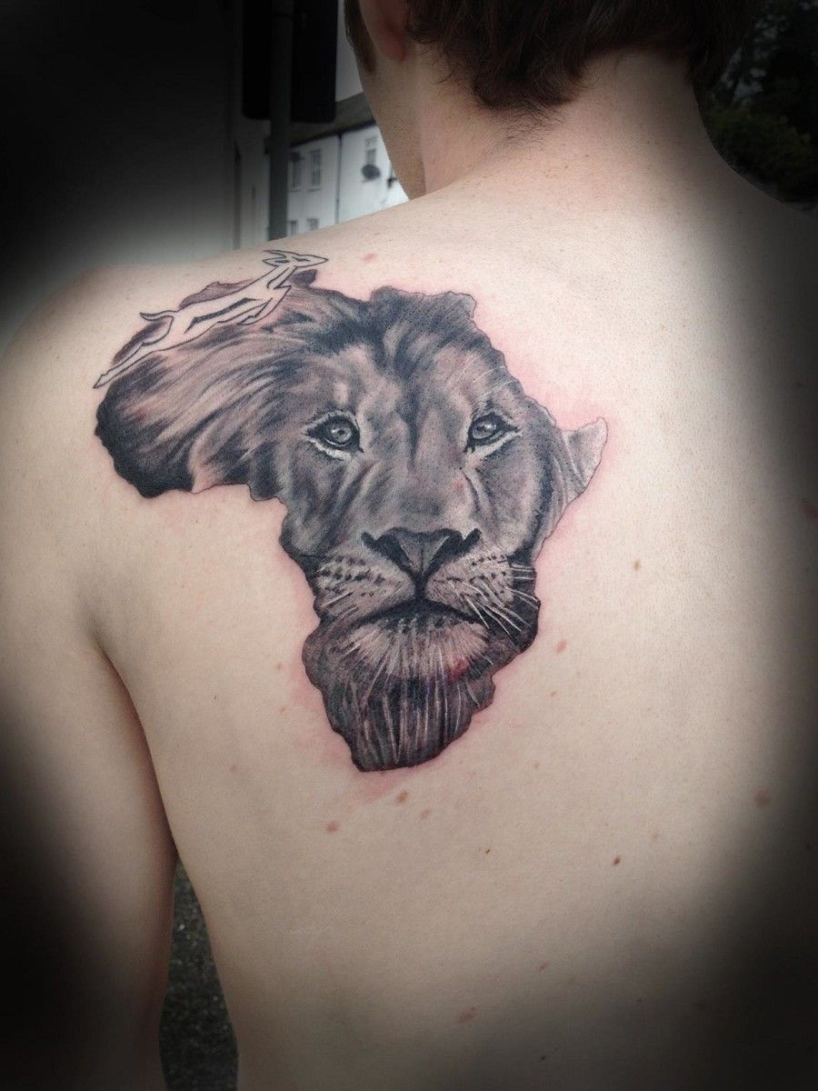 ce14dca671c65 Hopefully getting this after my trip to Africa! | Tattoos | African ...