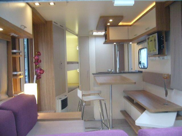 interiores de caravanas buscar con google interior
