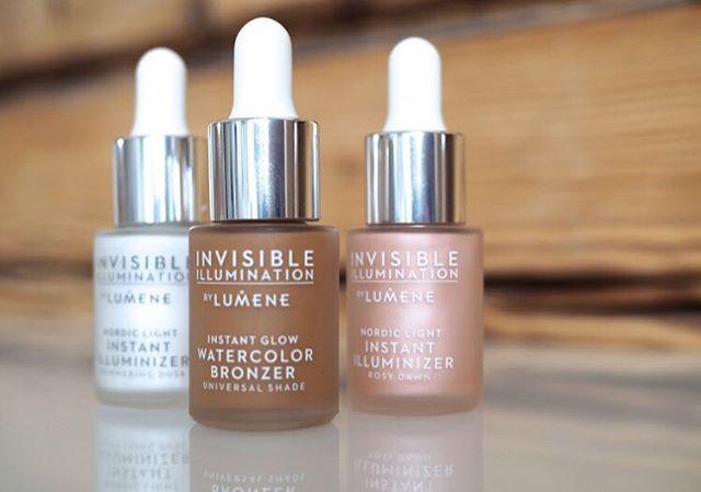Uudet hittituotteet nyt blogissa! 💋 #idaiholla @kauneusjaterveys #bblogger #makeup #naturalskin #nude #mua @lumenefinland #glow #skin 💧Link in bio!