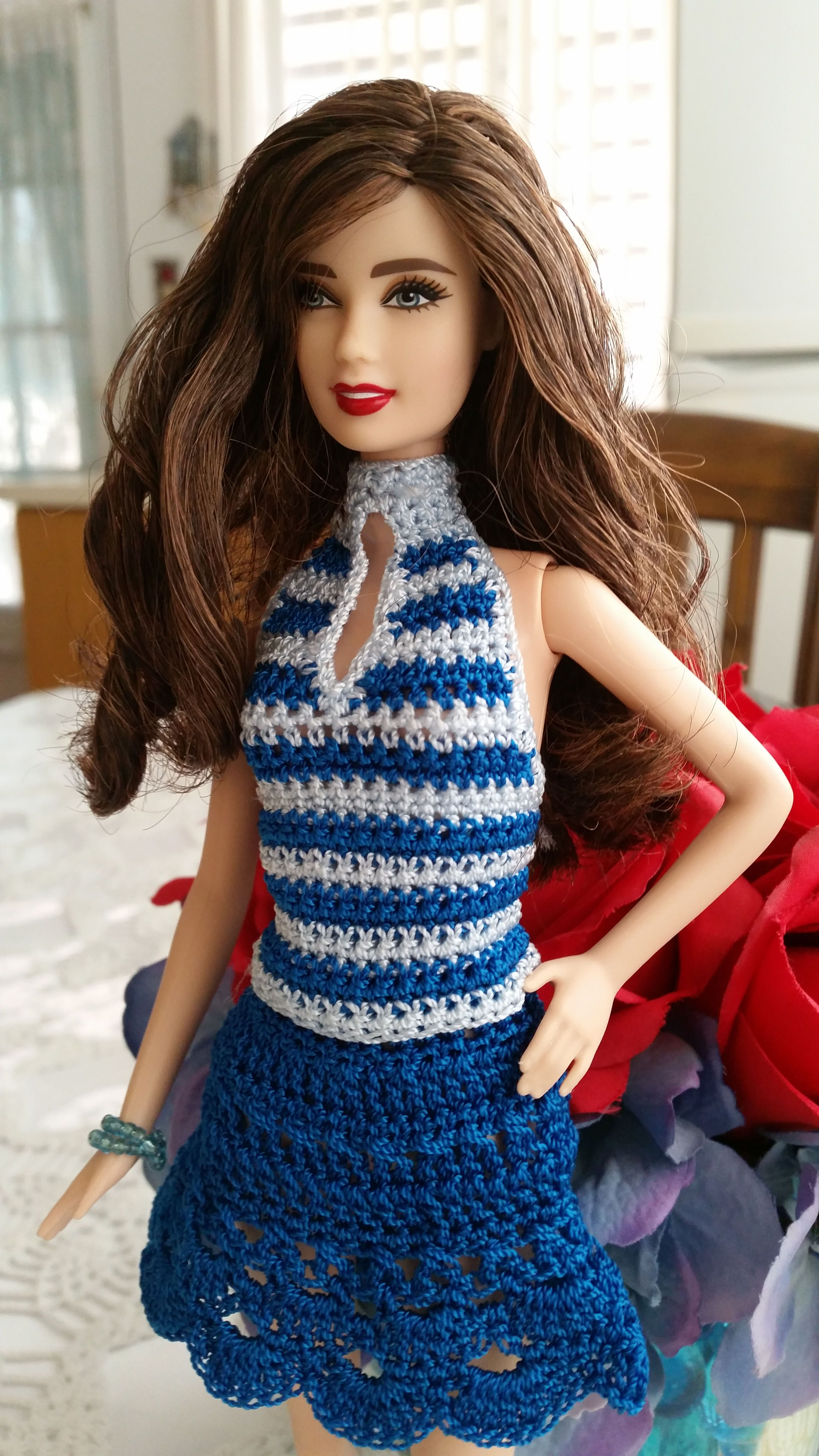 No pattern barbie pinterest barbie patterns and crochet no pattern bankloansurffo Image collections