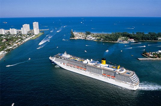 Port Everglades Ft Lauderdale Florida Places Ive Been - Cape canaveral cruise ship schedule