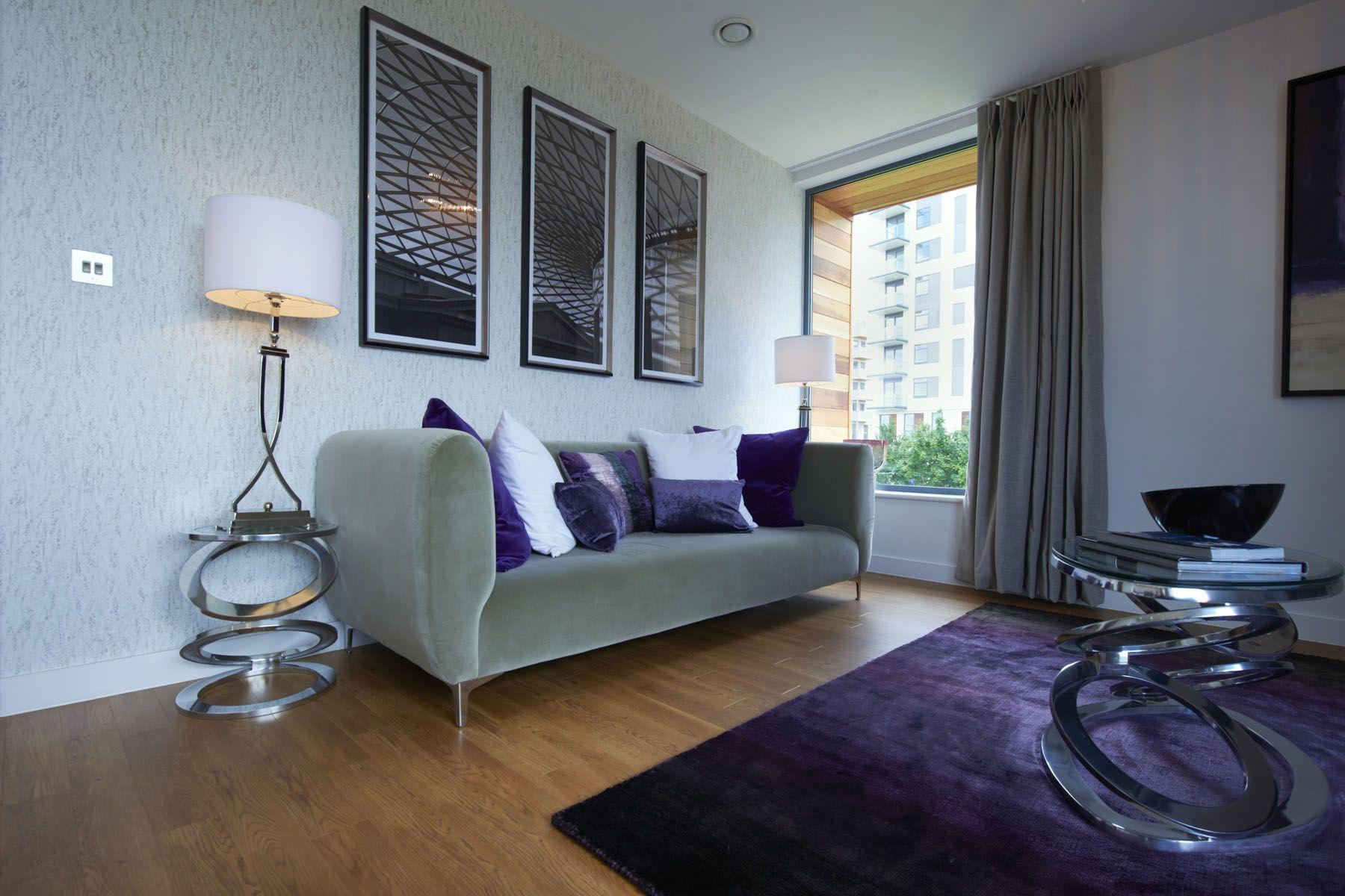 2 bedroom interior design  bed apt living room   ideas for the house  pinterest  interior