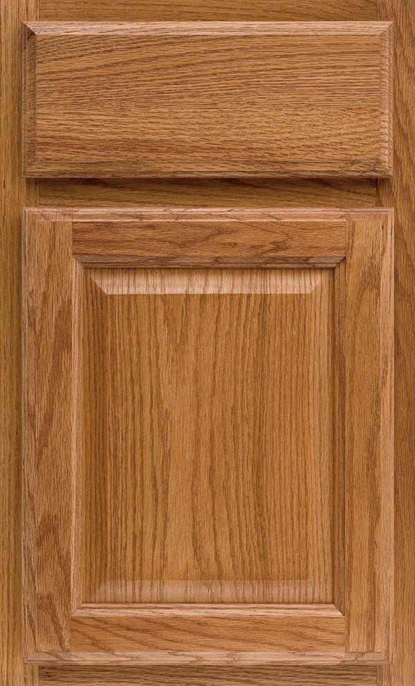 Diamond Cabinets Sarasota Door Style In A Light Oak Finish