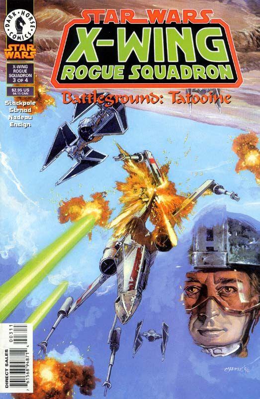 Star Wars: X-Wing Rogue Squadron Battleground: Tatooine 3 of