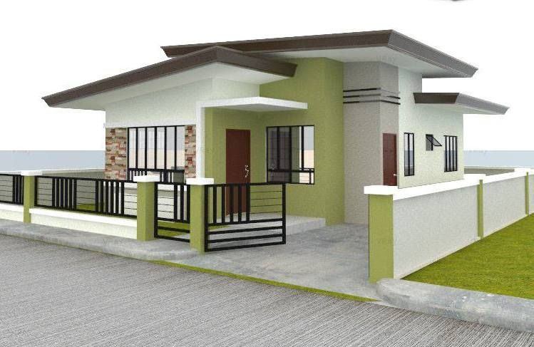 Thoughtskoto Modern Bungalow House Design In 2019 Modern