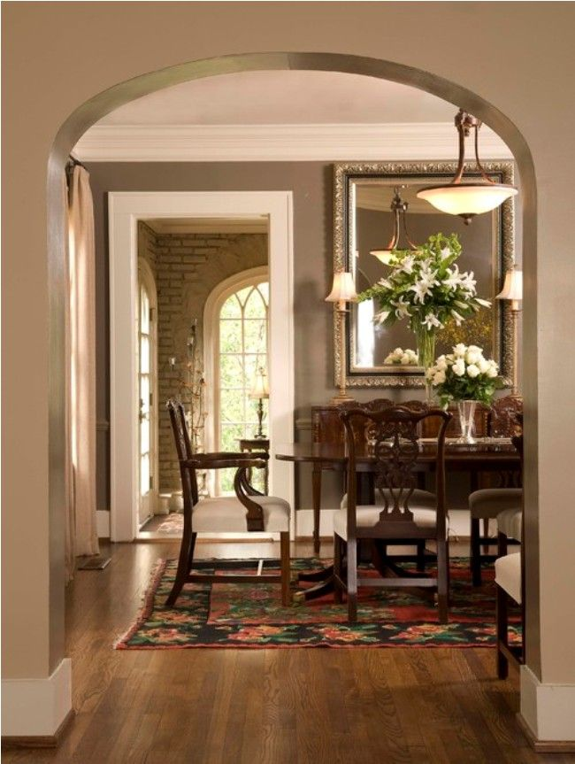 10+ Images About Dining Room Ideas On Pinterest | Paint Colors