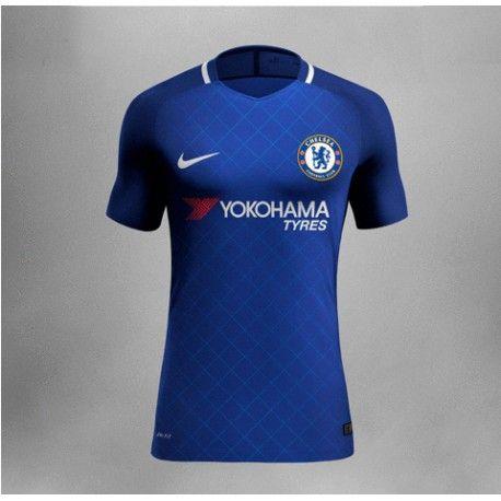 65ef33e7d Maillot Chelsea 2017 2018 Domicile