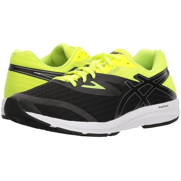 Chaussures de course pour $ hommes ASICS Amplica hommes (noir/ argent argent/ jaune sécurité) (63 $ b1062a2 - pandorajewelrys70offclearance.website