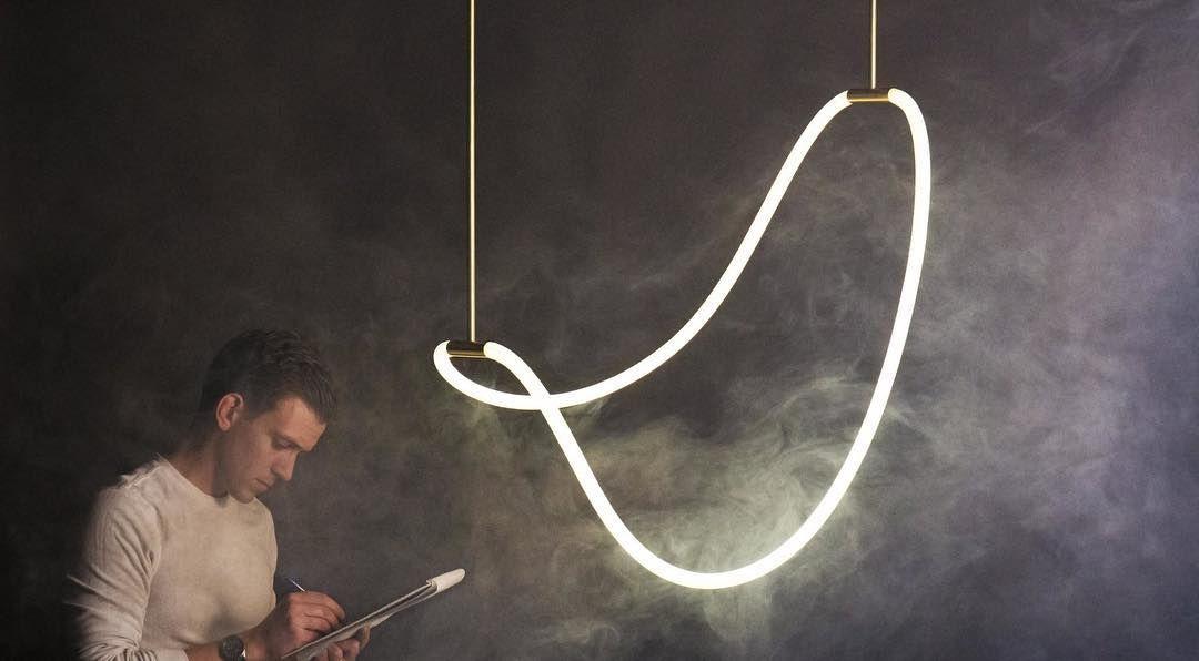 Luke Lamp Company Instagram Lighting Led Rope Lights Ceiling