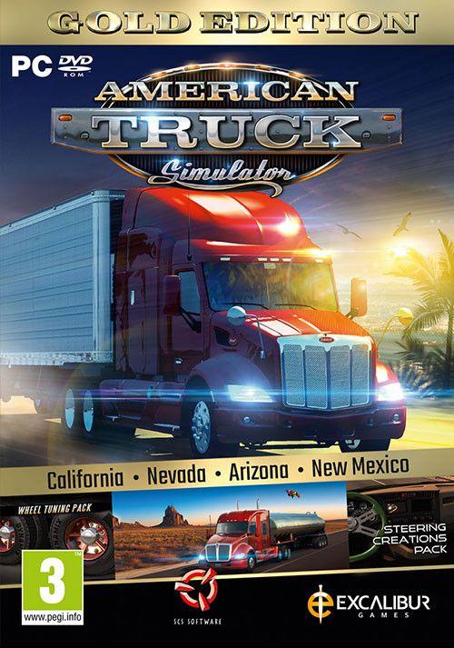 Descargar American Truck Simulator En Español Para Pc American Truck Simulator Es Un Juego Independiente Y De Simulación En Do Truck Simulator Nuevo Mexico Dvd