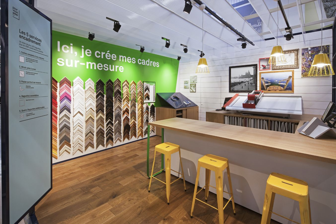 Dalziel Pow Work Leroy Merlin With Images Retail Design Retail Design Blog Retail Interior