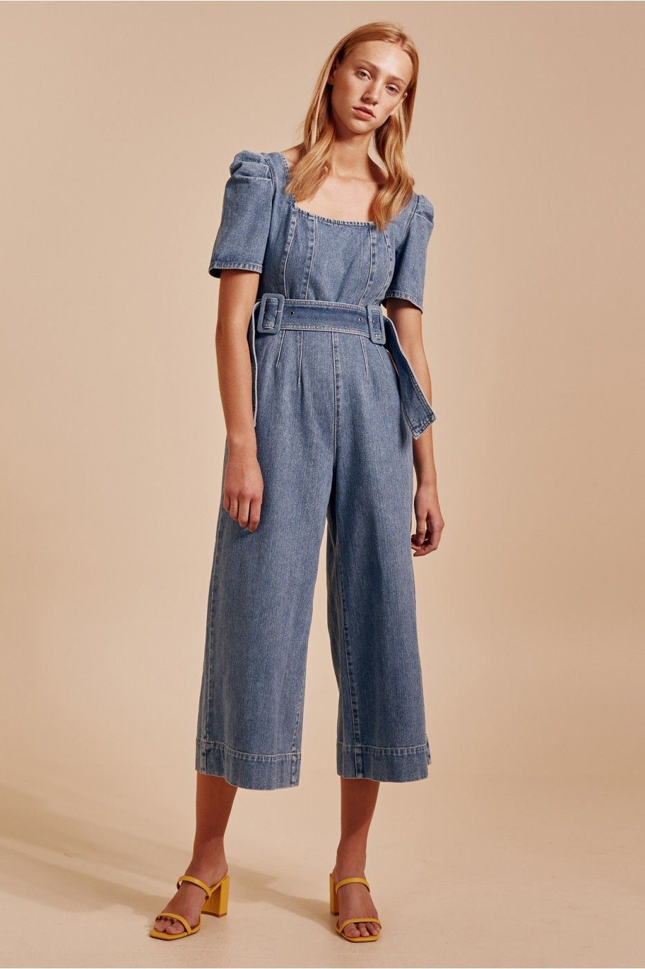 Out Of Sight Jumpsuit in 2019   Rompers & Jumpsuits   Jumpsuit