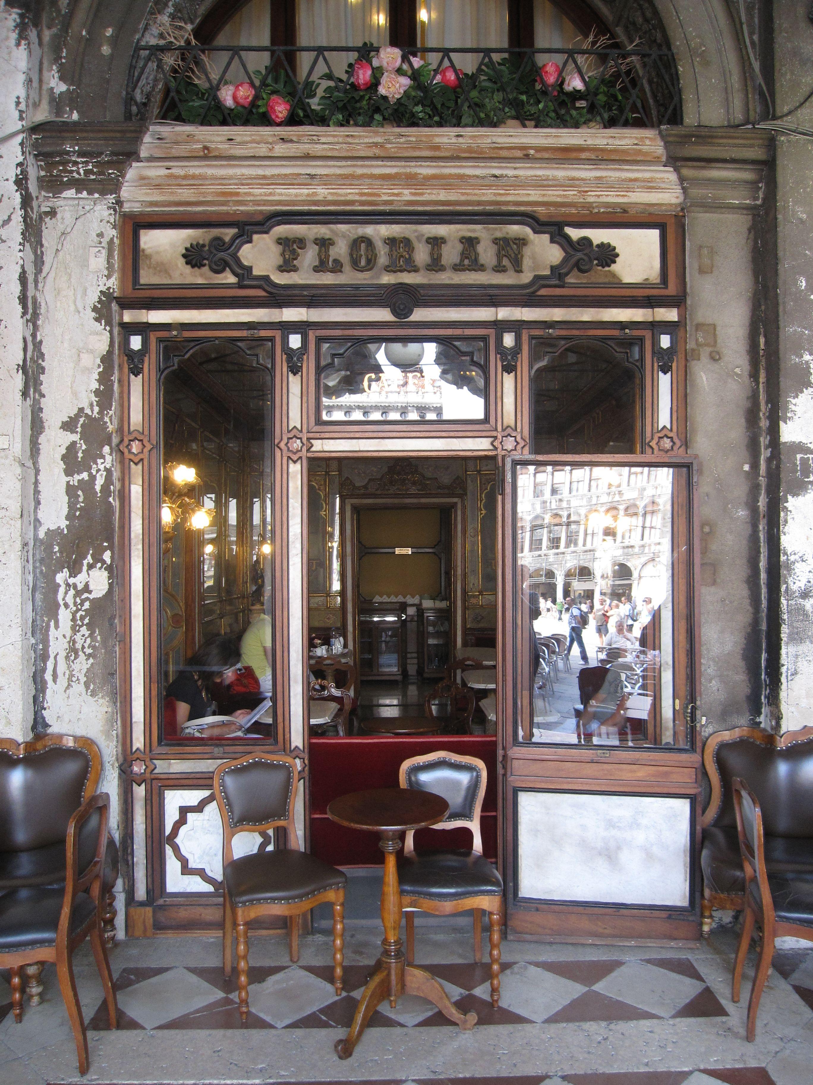 Venedig: Mein Lieblingscafé