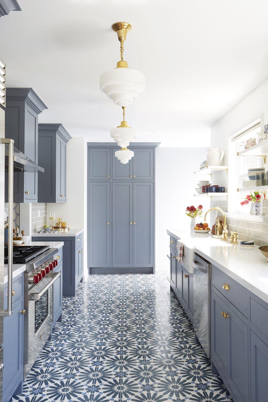 ginny_macdonald_blue_tile   Cocinas, Küchen, kitchen   Pinterest ...