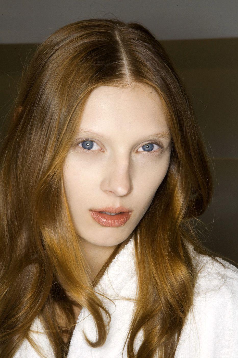 Olga Sherer Beautiful red hair, hair, Cool