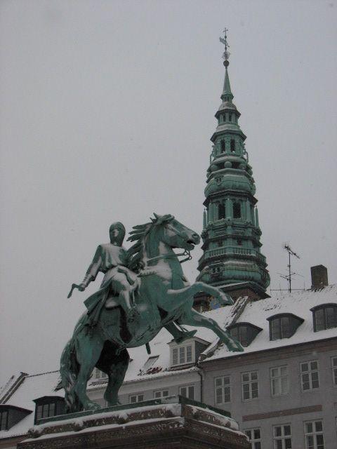 Absalon på Højbro Plads, København Copenhagen