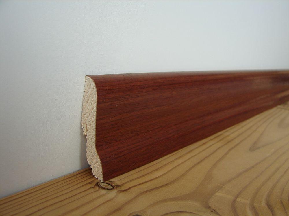 10x Sockelleiste Massiv Furniert Teak 58 X 20 Mm Lange 2000 Mm Sockelleisten Teak Holzleisten