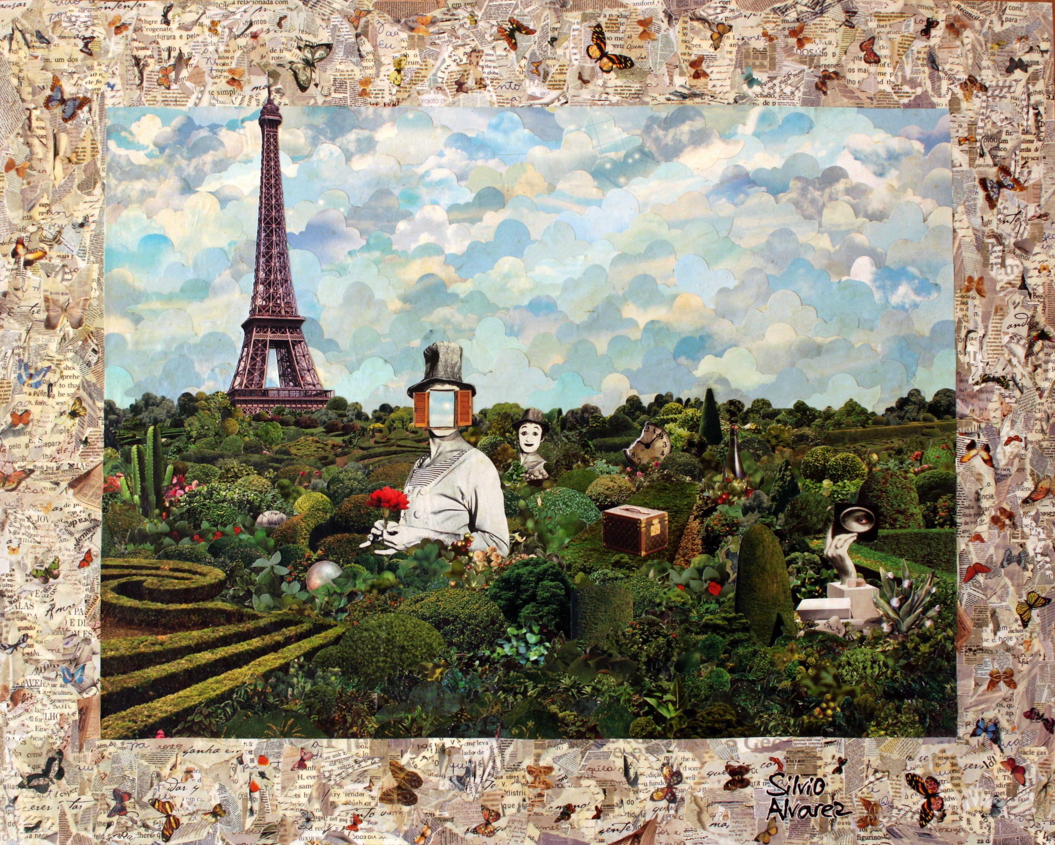 Crônica de Paris -