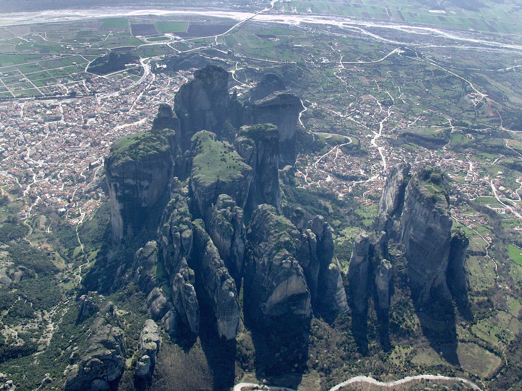 Φυσικό περιβάλλον – Γεωλογία – Infotourist Meteora  81805c1fd6c
