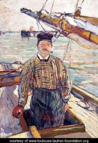 Emile Davoust - Henri De Toulouse-Lautrec - www.toulouse-lautrec-foundation.org