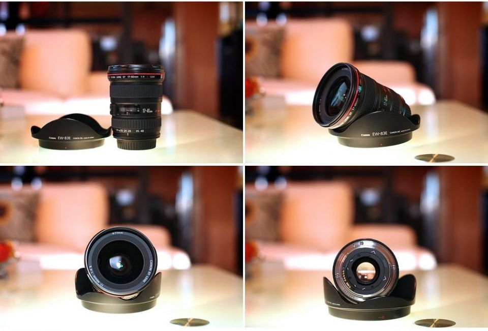 Canon lens dating