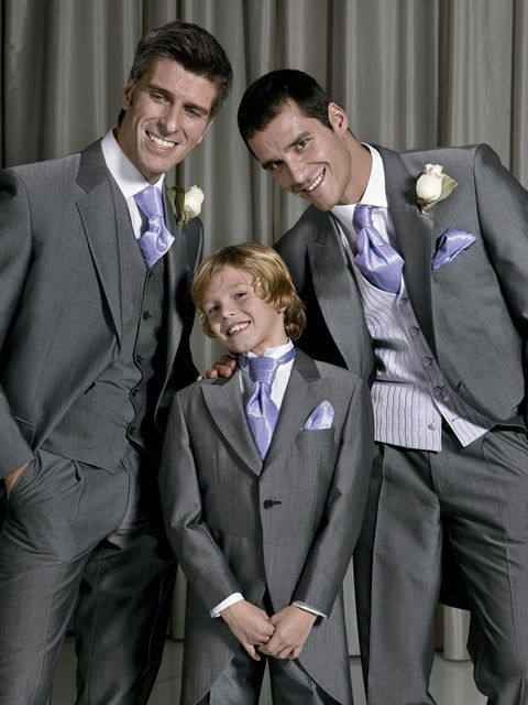 1000  images about blue suit on Pinterest | Groomsmen, Gray and