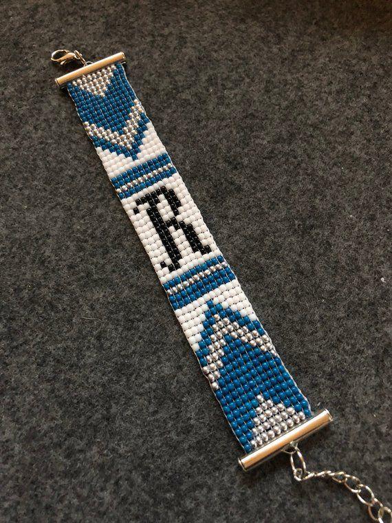 1b8000906095 Ravenclaw Harry Potter Loom Bracelet | Puntada Cuadrada | Pulseras ...