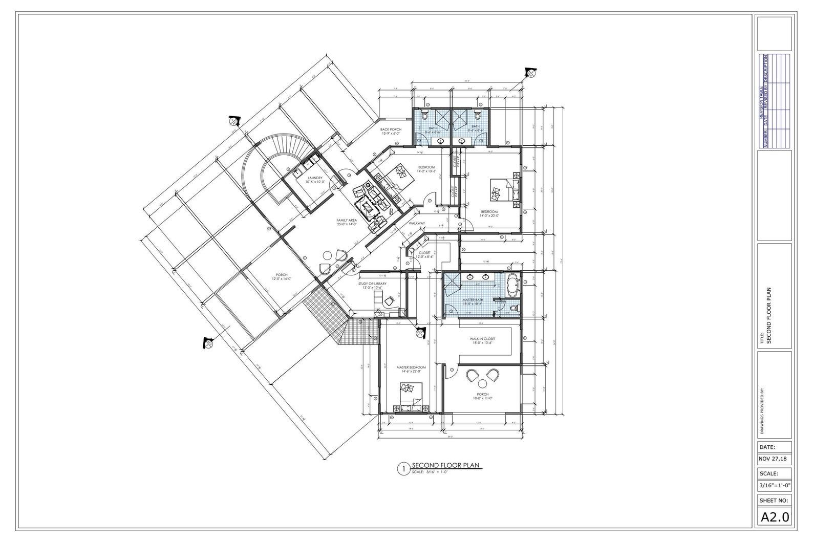 4 Bedroom House Plan 4 Bedroom Floor Plan Instant Download Modern House Plans Sketch House Plans Modern Architectural Home Buy Now 4 Bedroom House Plans Bedroom House Plans Bedroom Floor Plans