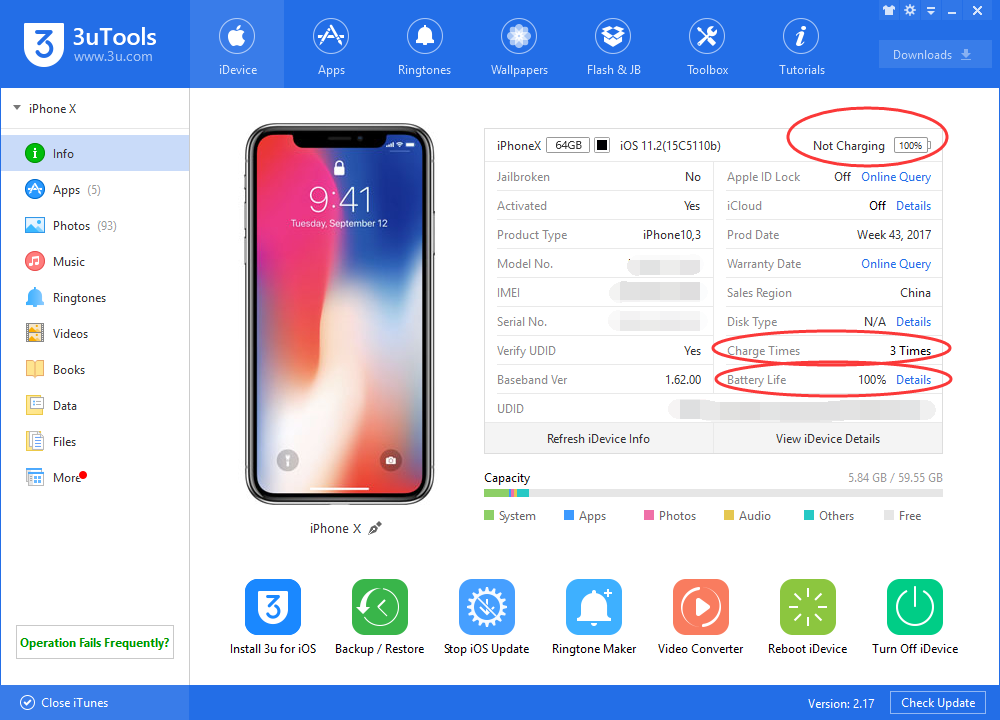 3utools Iphonex How To View Iphone X Battery Percentage Http 3utools Blogspot Com 2017 11 How To View Iphone X Battery Pe Iphone Icloud Samsung Galaxy Phone