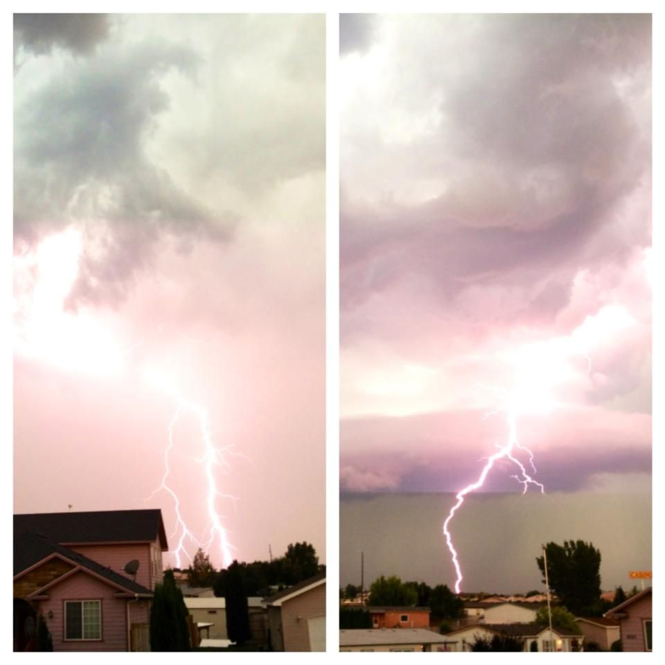Tonight In Pasco Washington 952013 By Leslie Miller Owner At The