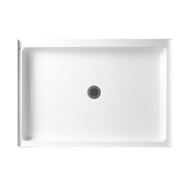 "Shower base 34"" x 48"" from Swan is a great piece for your shower. Bathtubs & Showers Swan SS-3448010"