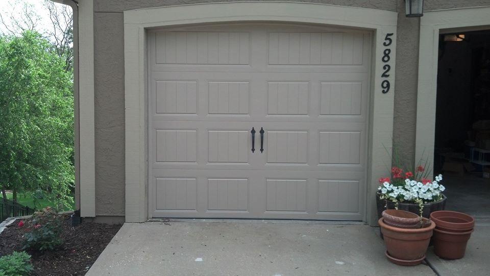 Clopay Gallery Collection Single Garage Door Carriage