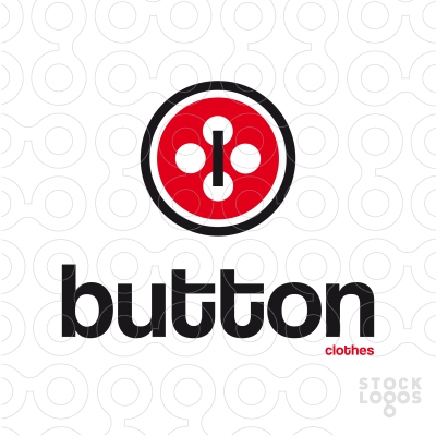 Exclusive Customizable Logo For Sale Button Clothes